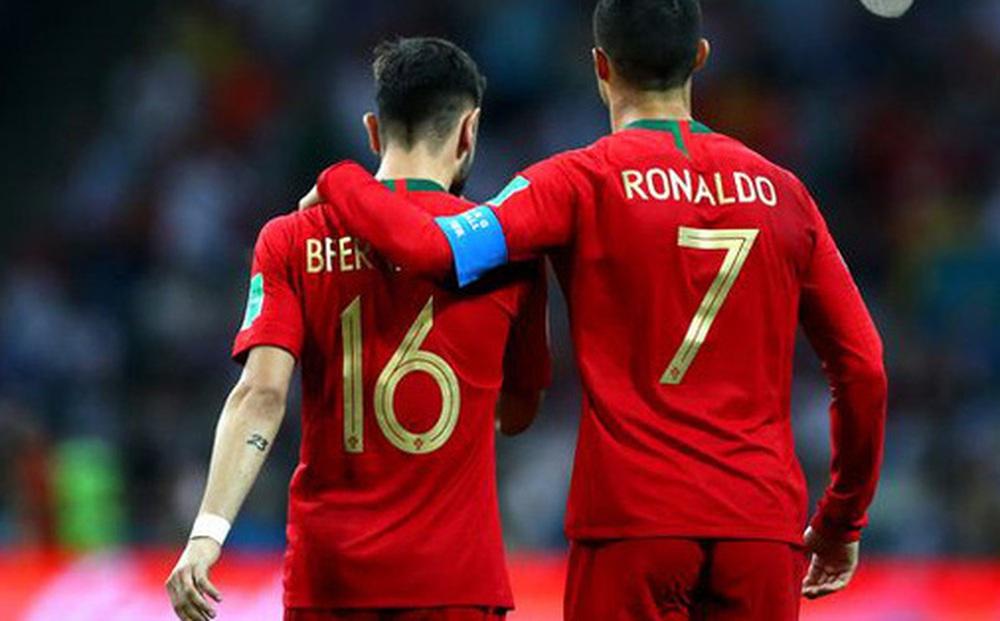 Sao MU ôn lại kỷ niệm với Ronaldo từ thuở nhỏ, sung sướng vì hoàn thiện giấc mơ thi đấu cùng thần tượng
