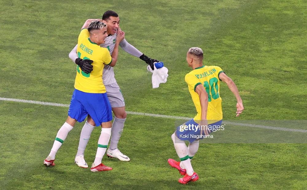 Brazil đòi thành công