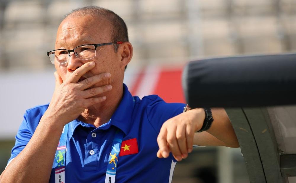 Đối đầu cường địch, thầy Park sẽ cứu tuyển Việt Nam bằng chiêu từng dùng khắc chế đại kình địch?