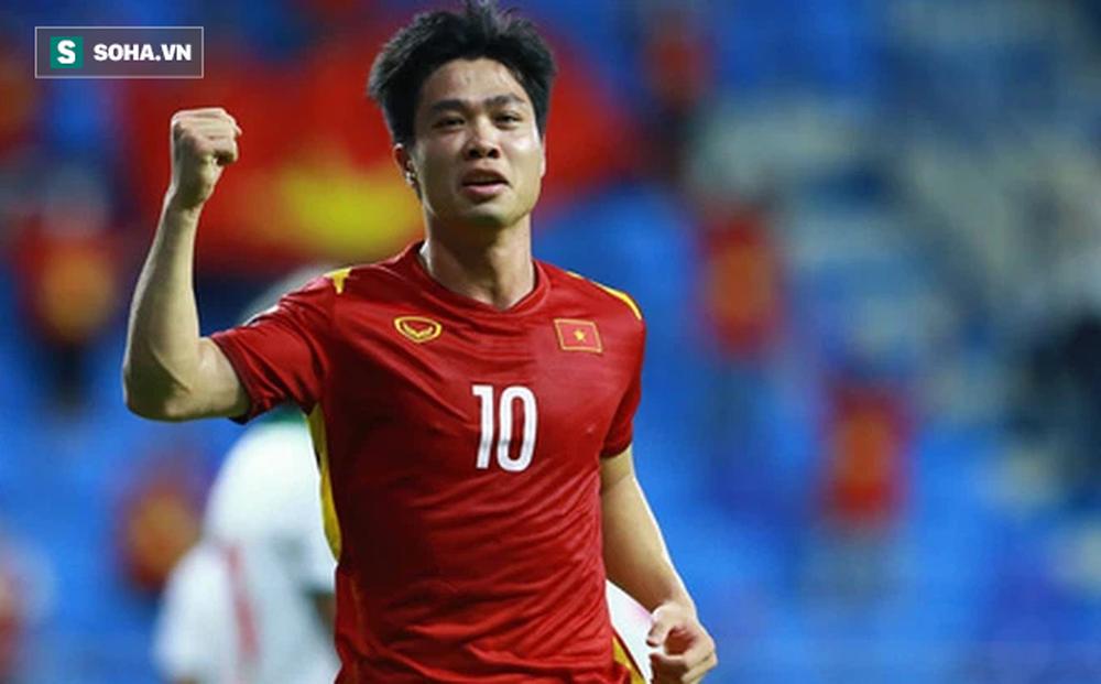 Công Phượng tiếp tục ghi bàn, tuyển Việt Nam đón tin vui trước ngày