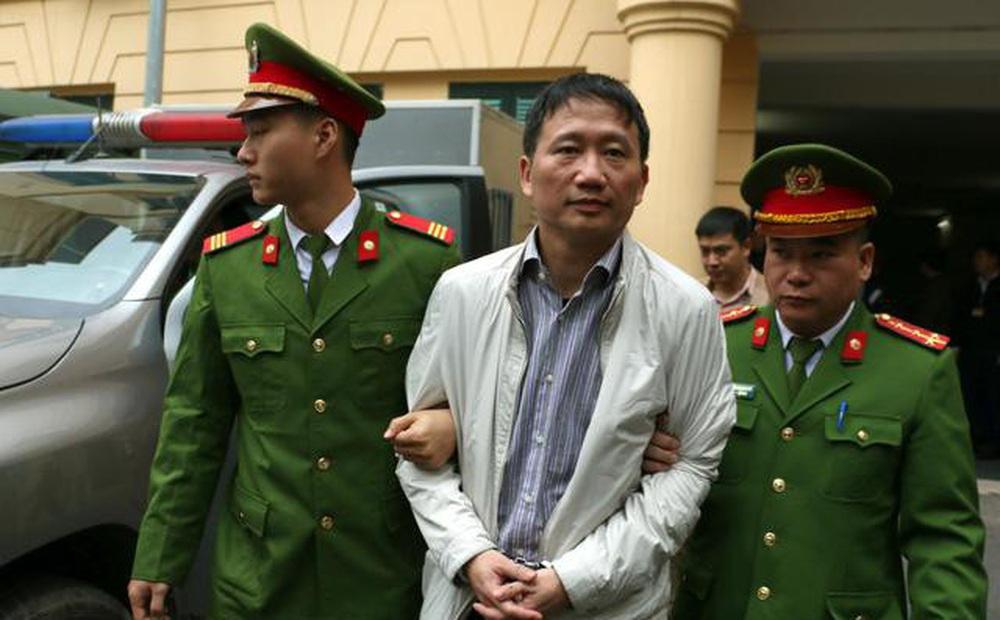 Trịnh Xuân Thanh rút đơn kháng cáo, chấp nhận bồi thường 143 tỷ trong vụ Ethanol Phú Thọ