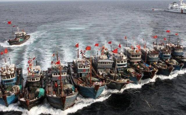 Malaysia b.ắt gi.ữ 6 tàu cá, 54 thủy thủ T.Q