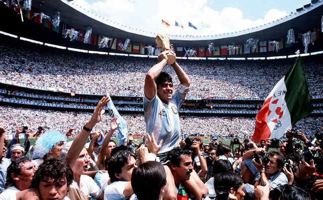Câu nói cuối cùng của Maradona trước khi qua đời