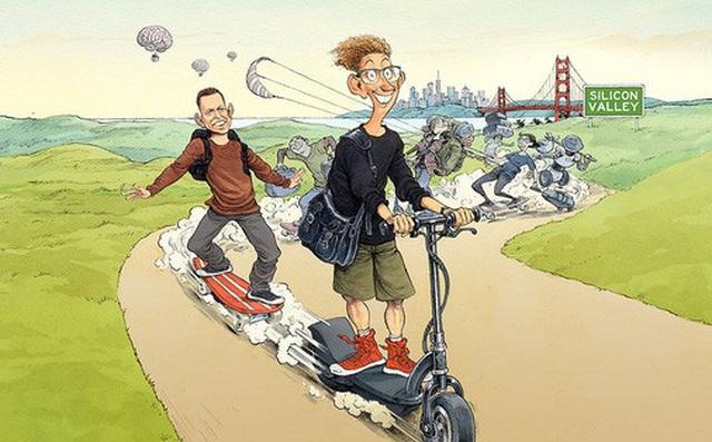 Sự thực phía sau những cuộc di cư khỏi Thung lũng Silicon