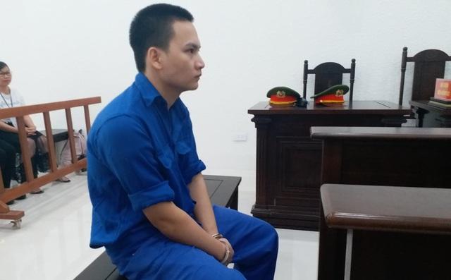 Bị cáo Phan Việt Long.