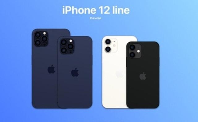 iPhone 12 có giá bán từ 16 đến 33 triệu đồng cho 4 phiên bản khác nhau