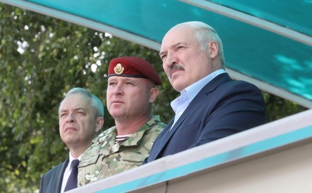 """Belarus """"vỗ mặt"""" Kremlin không nể nang: Tố lính đánh thuê Nga khai gian, quyết săn lùng 170 chiến binh"""