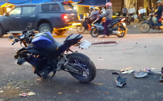 Hà Nội: Truy tìm xe ô tô tông tử vong người đi đường rồi bỏ chạy