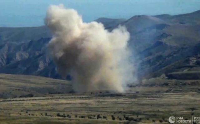 Xung đột Nagorno-Karabakh và vai trò của Nga, Thổ Nhĩ Kỳ