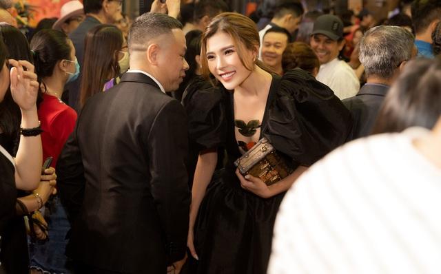 Thúy Diễm nổi bật tại sự kiện, khen phim mới của Bình Minh Photo1610517795748-1610517796003320276340