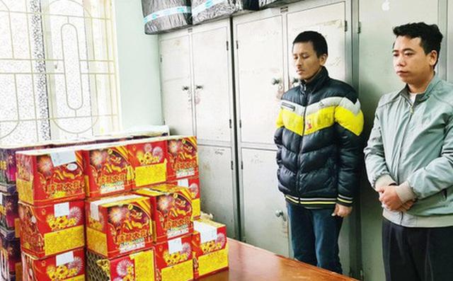 Phó trưởng công an xã lên FB bán hàng chục kg pháo n.ổ kiếm lời