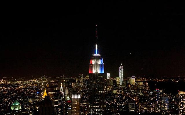 Biểu tượng nước Mỹ - tòa Empire State đang vận hành hoàn toàn nhờ điện gió