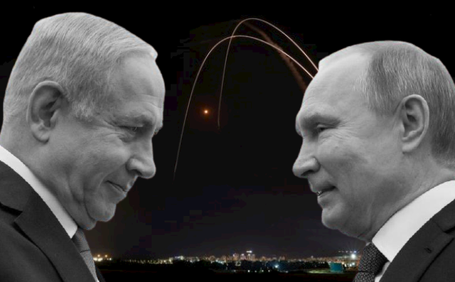 """Kế hiểm ở Gaza: Thổ """"khích tướng"""" Nga """"phán xử"""" Israel, ông Putin không dễ mắc mưu?"""