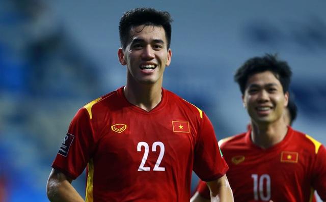 Trang chủ FIFA đặt ĐT Việt Nam ở vị trí