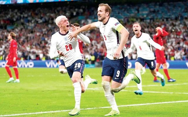 Chung kết EURO: Tuyển Anh trước ngưỡng cửa lịch sử