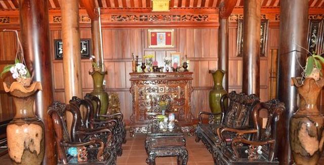 Nhà gỗ giá gần 4 tỉ đồng của nông dân Đắk Lắk