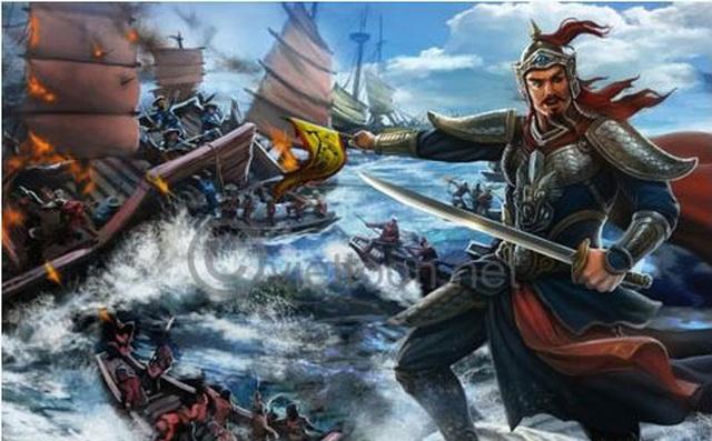 Trần Hưng Đạo và truyền thuyết được Thần cho mượn thuyền quyết chiến giặc Nguyên