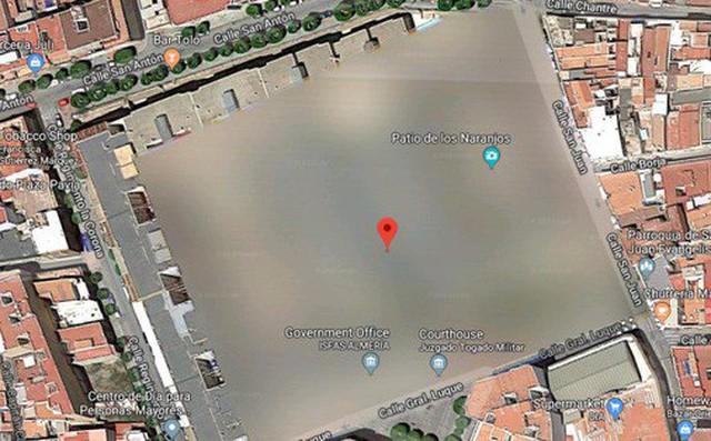 9 địa danh bí ẩn bị làm mờ trên Google Maps, nhìn đỏ mắt cũng không soi thêm được chút nào