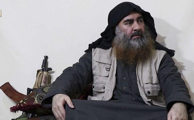 """Thủ lĩnh tối cao IS mất mạng vì trợ lý """"đâm sau lưng"""""""