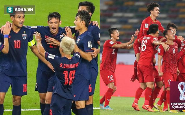 Thái Lan gây ngạc nhiên lớn với FIFA trước thềm trận quyết đấu tuyển Việt Nam