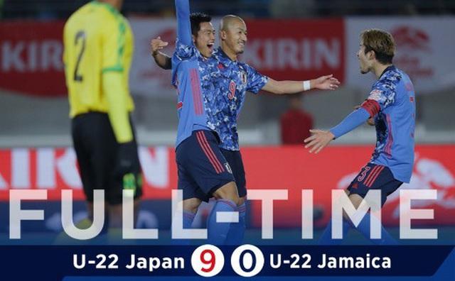 U22 Nhật Bản báo tin vui cho Việt Nam khi dội