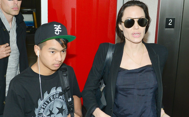 Tại sao Angelina Jolie chọn cậu bé châu Á Maddox kế thừa tài sản 2600 tỷ đồng mà không phải con ruột?