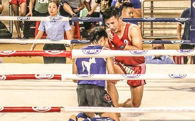 Võ sĩ trẻ bật khóc, trải lòng sau khi chặn đứng 12 năm thống trị của Nguyễn Trần Duy Nhất