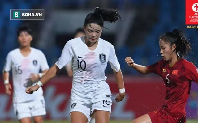 Sau thảm bại 0-10 trước Triều Tiên, Việt Nam nhận kết cục đáng buồn khi đối đầu Hàn Quốc