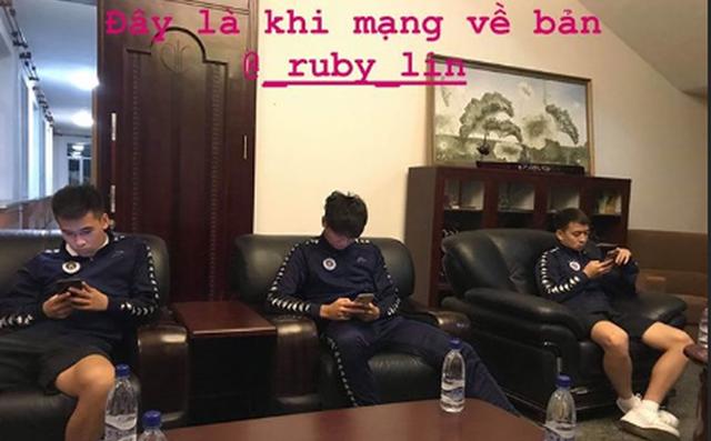 Ở CHDCND Triều Tiên, các cầu thủ Hà Nội FC được hưởng đặc quyền của những