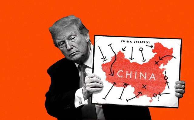 """Thương chiến nóng rực, TT Trump họa viễn cảnh xám xịt năm 2020 cho TQ """"sáng mắt ra"""": Sẽ khó khăn hơn nhiều!"""