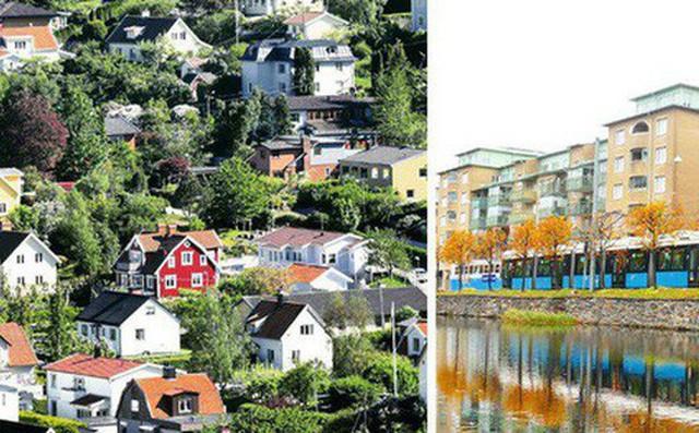 Tròn mắt với loạt kiến trúc độc đáo ở Gothenburg - Thụy Điển: Góc nào cũng bình yên và đẹp tuyệt!