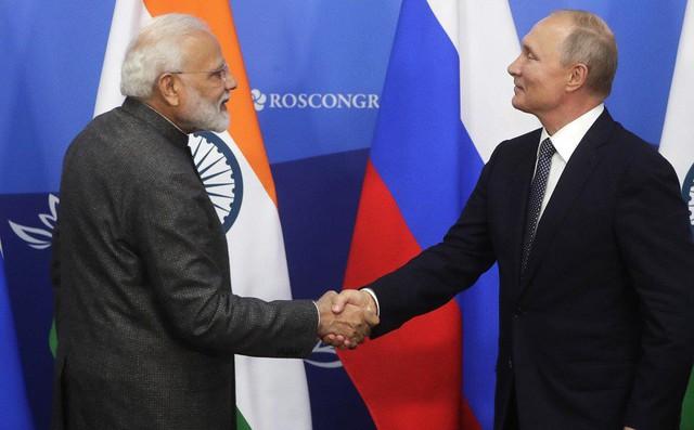 Biển Đông: Ấn Độ, Nga quyết định vào cuộc