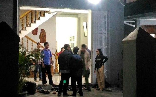 Điều tra vụ cán bộ kiểm lâm chết trong tư thế treo cổ tại nhà riêng