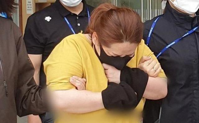 Mẹ kế bị bắt giữ vì tội bạo hành và giết hại trẻ em.