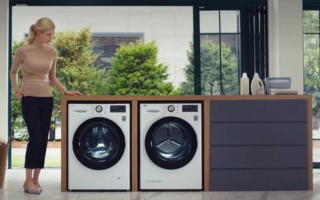 """""""Giải mã"""" LG AI DD, máy giặt lồng ngang """"sang – xịn – mịn"""" bậc nhất hiện nay"""