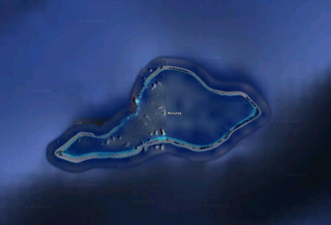 9 địa danh bí ẩn bị làm mờ trên Google Maps, nhìn đỏ mắt cũng không soi thêm được chút nào - Ảnh 1.