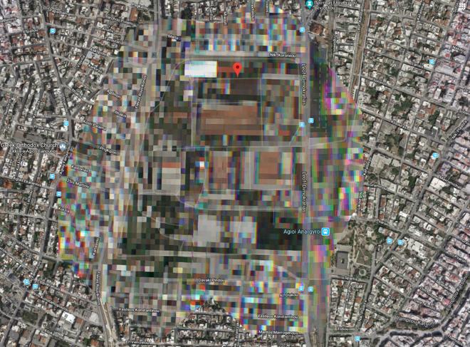 9 địa danh bí ẩn bị làm mờ trên Google Maps, nhìn đỏ mắt cũng không soi thêm được chút nào - Ảnh 6.