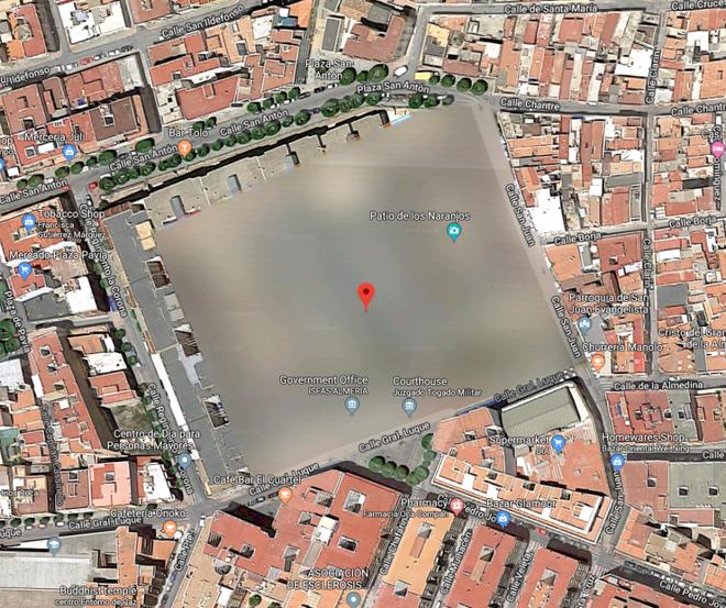 9 địa danh bí ẩn bị làm mờ trên Google Maps, nhìn đỏ mắt cũng không soi thêm được chút nào - Ảnh 9.