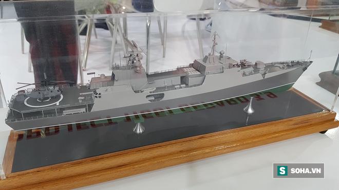 Đây sẽ là soái hạm tương lai của Hải quân Việt Nam: Made in Vietnam? - Ảnh 2.