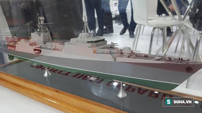 Đây sẽ là soái hạm tương lai của Hải quân Việt Nam: Made in Vietnam? - Ảnh 1.