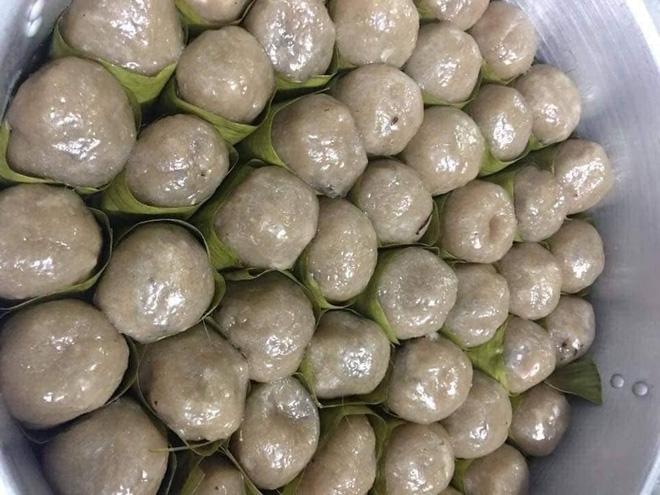 Loại bánh của nhà nghèo Phú Thọ thành đặc sản ở Hà thành - Ảnh 1.