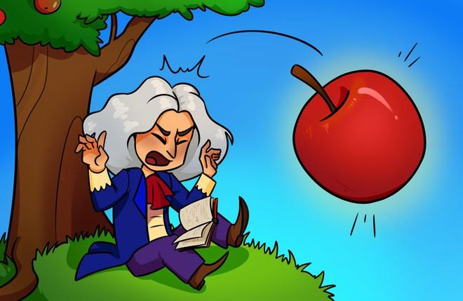 Quả táo không rơi trúng đầu Newton và 9 giai thoại nổi tiếng khác xa sự thật - Ảnh 5.