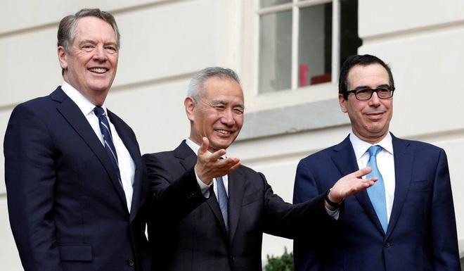 Thương chiến Mỹ - Trung kết thúc khi nào? - Ảnh 1.