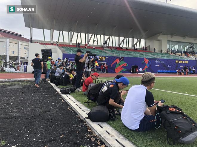 Nữ phóng viên Brunei: Việt Nam sẽ vượt Thái Lan để nhất bảng B rồi vào CK SEA Games - Ảnh 1.