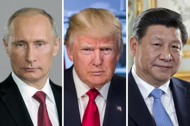 Báo Mỹ nêu tên 3 nước hùng mạnh nhất thế giới - Ảnh 1.