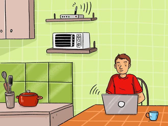 8 thứ trong nhà làm sóng wifi yếu đi mà chúng ta không biết - Ảnh 8.