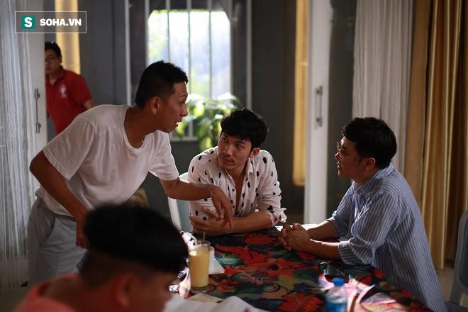 Đạo diễn Huỳnh Tuấn Anh: Nhiều lúc tôi thấy anh Thành Lộc như bị khùng - Ảnh 7.