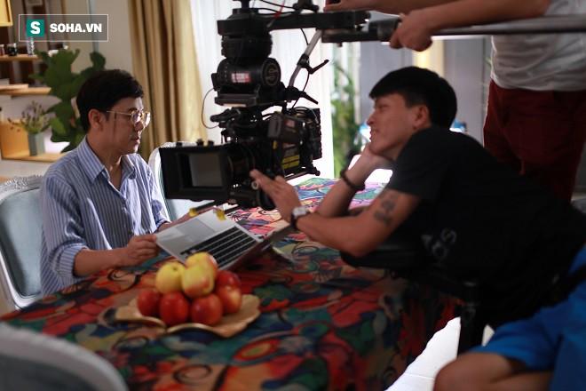 Đạo diễn Huỳnh Tuấn Anh: Nhiều lúc tôi thấy anh Thành Lộc như bị khùng - Ảnh 8.