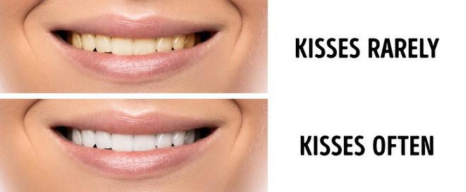 Phụ nữ được hôn thường xuyên có thể giảm cân nhanh hơn - nghiên cứu khoa học khiến các cặp đôi mừng thầm - Ảnh 5.
