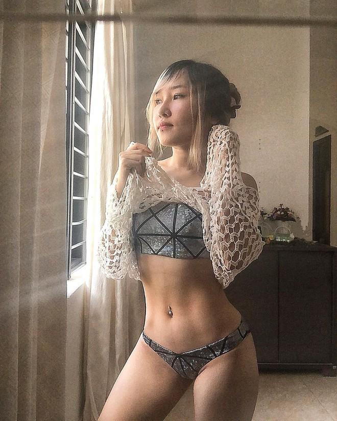 Sở hữu số đo 3 vòng 90-62-93 sau khi giảm 12kg, Uyên Pu bỏ xa MisThy và Linh Ngọc Đàm về khoản quyến rũ, nóng bỏng - Ảnh 7.